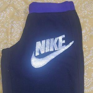 Nike girls sweatpants